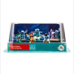 Lilo and Stitch play set